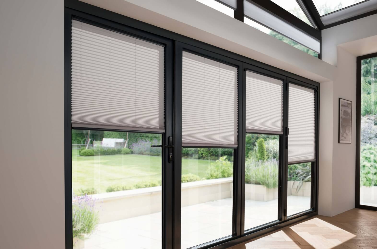 Electric Blinds Remote Controlled Window Blinds Duette